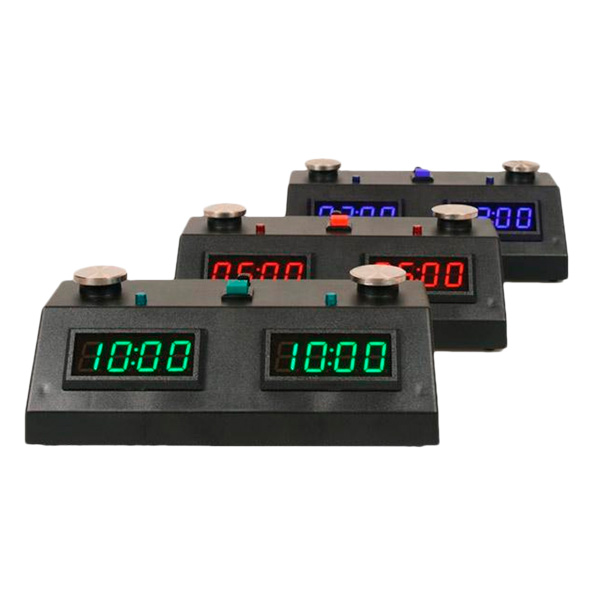Relógio digital de xadrez ZMF II