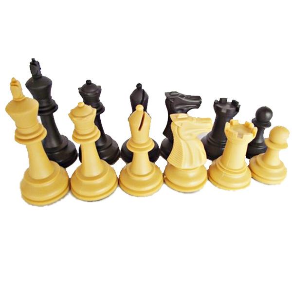 Peças de xadrez profissional Jaherig