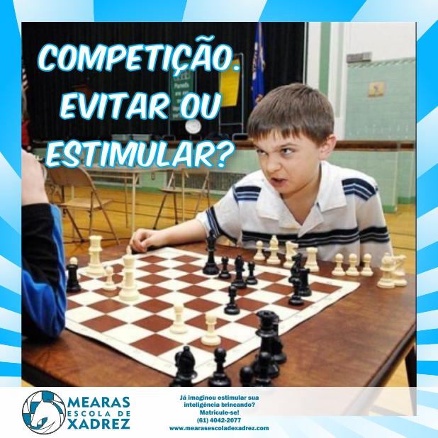 Competição: Estimular ou evitar?