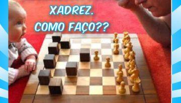 Como ensinar uma criança a jogar xadrez